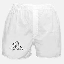 Kim Jong Un Boxer Shorts