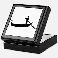 Gondola Keepsake Box