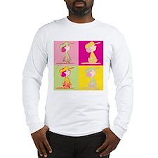 Lucy Van Pelt Long Sleeve T-Shirt