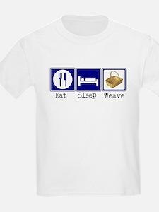 Eat, Sleep, Weave T-Shirt