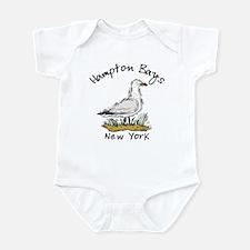 Hampton Bays NY Infant Bodysuit