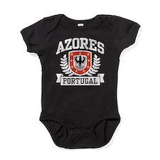 Cute Acores Baby Bodysuit