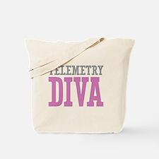 Telemetry DIVA Tote Bag
