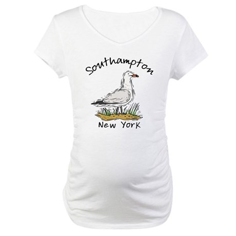 Seagull Southampton Maternity T-Shirt