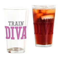 Train DIVA Drinking Glass