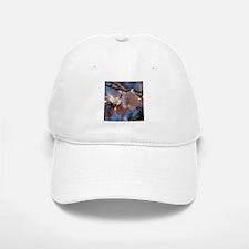 Almond blossom 002 Baseball Baseball Cap