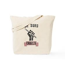 I Am Charlie Tote Bag