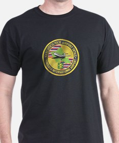 Honolulu PD Airport Detail T-Shirt