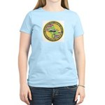 Honolulu PD Airport Detail Women's Light T-Shirt
