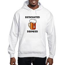DESIGNATED DRINKER Hoodie