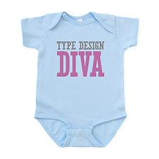 Type Design DIVA Body Suit