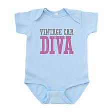 Vintage Car DIVA Body Suit