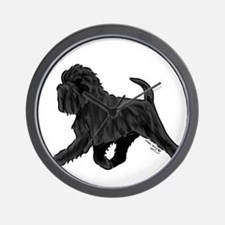 affenpinscher Wall Clock