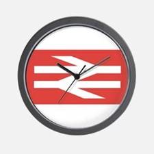 British Rail Logo Wall Clock