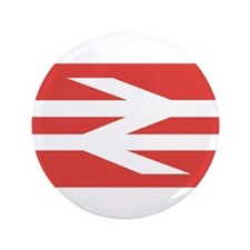 "British Rail Logo 3.5"" Button"