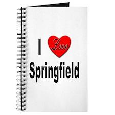 I Love Springfield Journal
