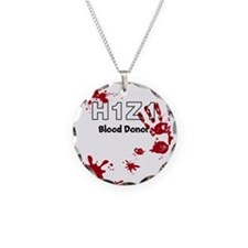 H1Z1 Blood Donor. Necklace