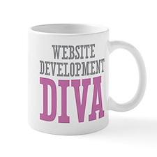 Website Development DIVA Mugs
