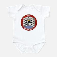 USS POINT DEFIANCE Infant Bodysuit
