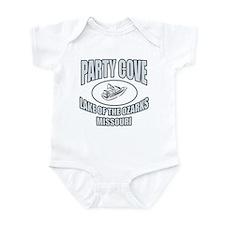 Party Cove LoTo Infant Bodysuit