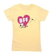 Snoopy and Woodstock Girl's Tee