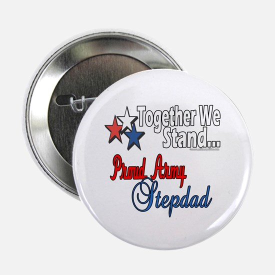 "Army Stepdad 2.25"" Button (10 pack)"