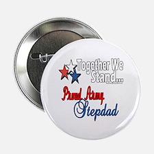 Army Stepdad Button