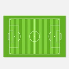 Soccer Field Postcards (Package of 8)