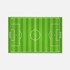 Soccer Field Magnets