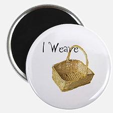 """i weave 2.25"""" Magnet (10 pack)"""