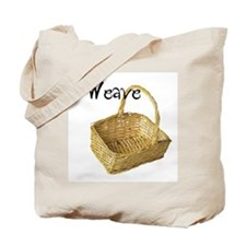 i weave Tote Bag