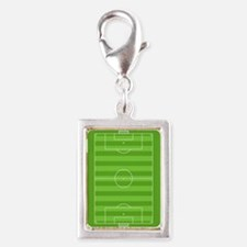 Soccer Field Charms
