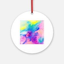 118451660 Love Verse Round Ornament