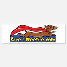 "10"" X 3"" White Or Clear Bumper Bumper Bumper Sticker"