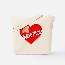 Cute Heart disease Tote Bag