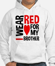 Red Brother Hoodie