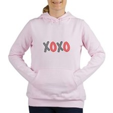 XOXO Women's Hooded Sweatshirt