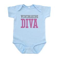 Winemaking DIVA Body Suit