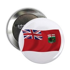 "Manitoba Flag 2.25"" Button (100 pack)"