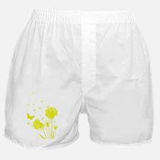 Dandelion Boxer Shorts