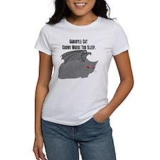Gargoyle Cat Tee