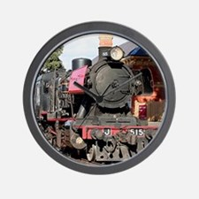 Goldfields steam locomotive, Victoria, Wall Clock