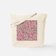 Pink Bunnyflage 2 Tote Bag