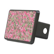 Pink Bunnyflage 2 Hitch Cover