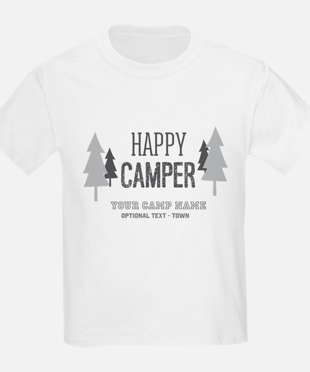 Cute Happy campers T-Shirt
