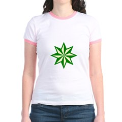 Green Guiding Star T