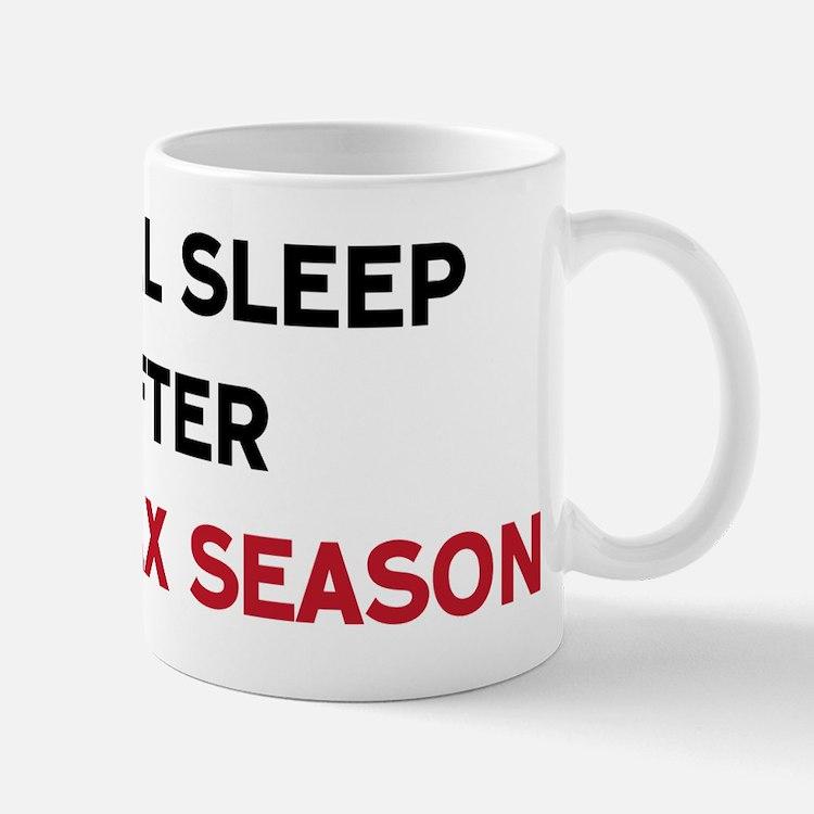 I'll Sleep After Tax Season Mug