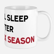 I'll Sleep After Tax Season Small Mugs