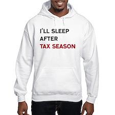 I'll Sleep After Tax Season Hoodie