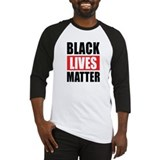 Black lives matter Baseball Tee